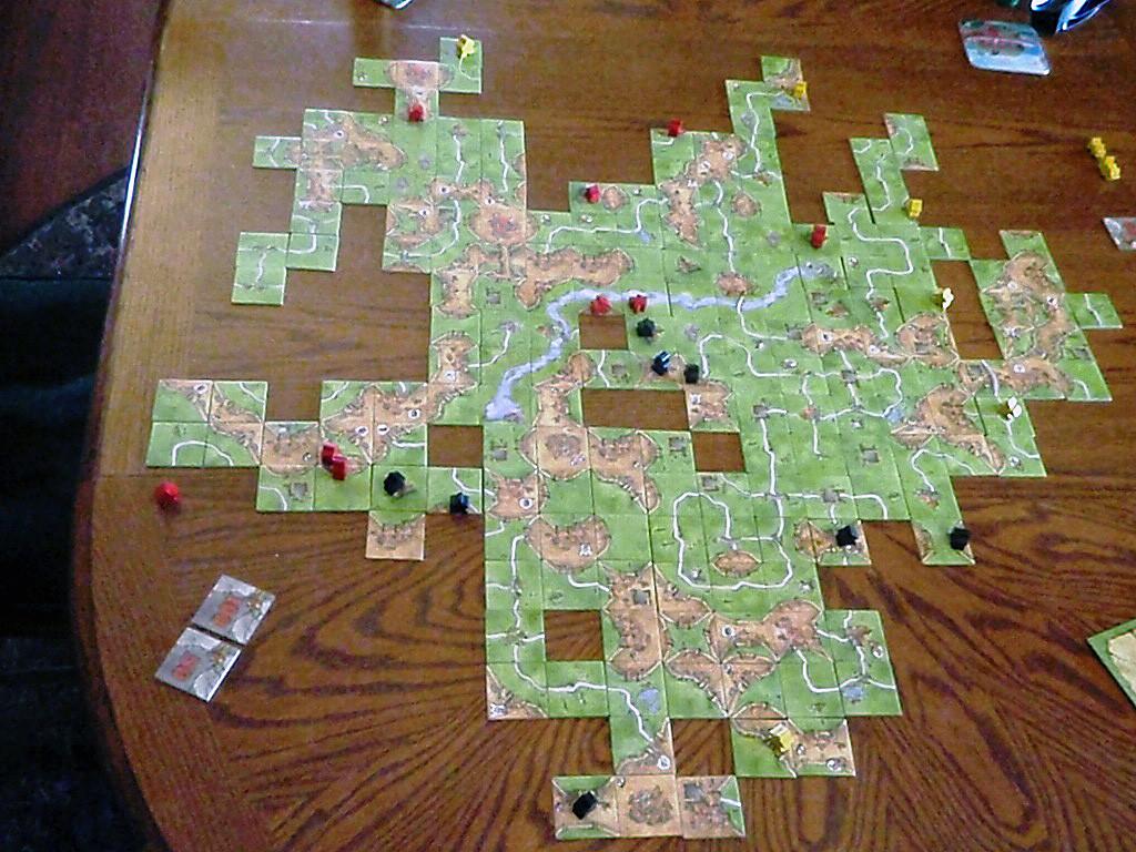Una scena di gioco (Credit: P M M)