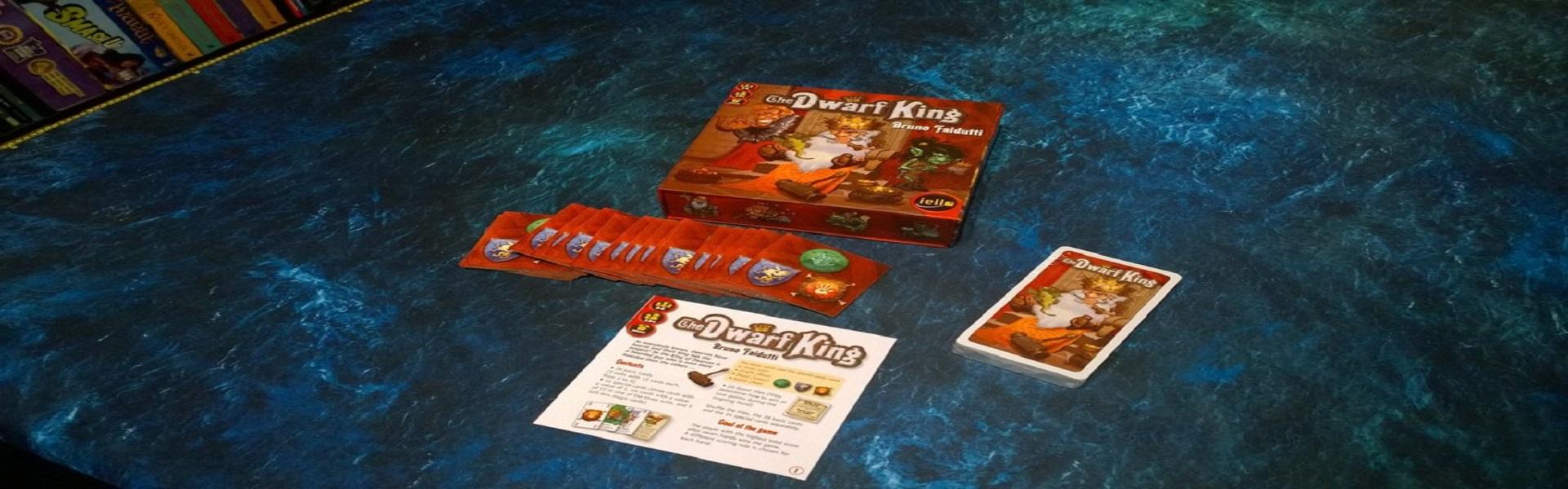 Il Re dei Nani: un gioco di carte per tutti