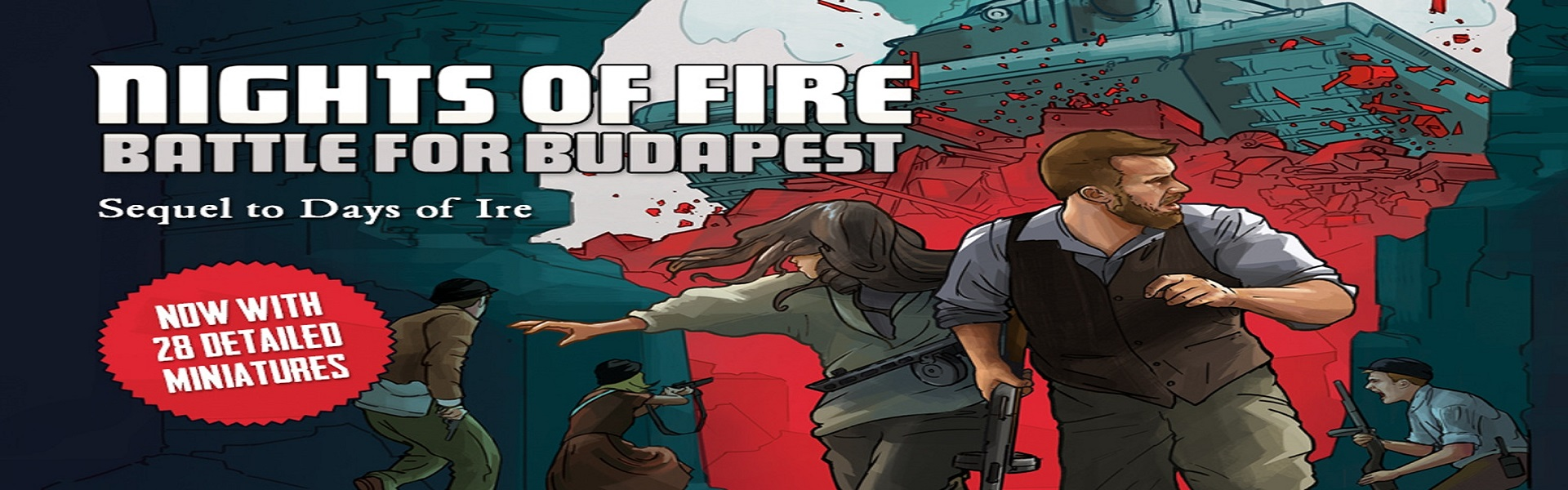 Nights of Fire: l'epopea di Budapest continua