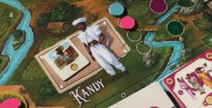 Il consigliere Kandy, esoso come tutti (credit: cardboardedison.com)