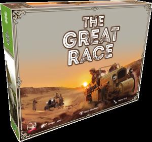 The Great Race La confezione che vi verrà recapitata