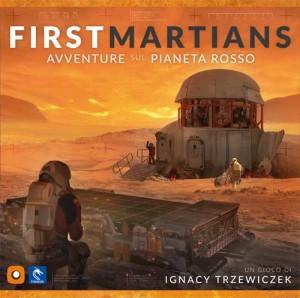 Colonizzare Marte con First Martians