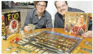 Louis e Stefan Malz su Braunschweiger Zeitung (credit: malz-spiele.de)