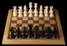 Gli scacchi sono poco intricati, ma molto complessi. Spesso usati come materia di studio nella Teoria dei Giochi