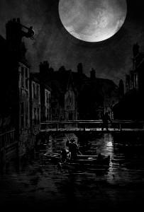 A Doskvol è sempre notte