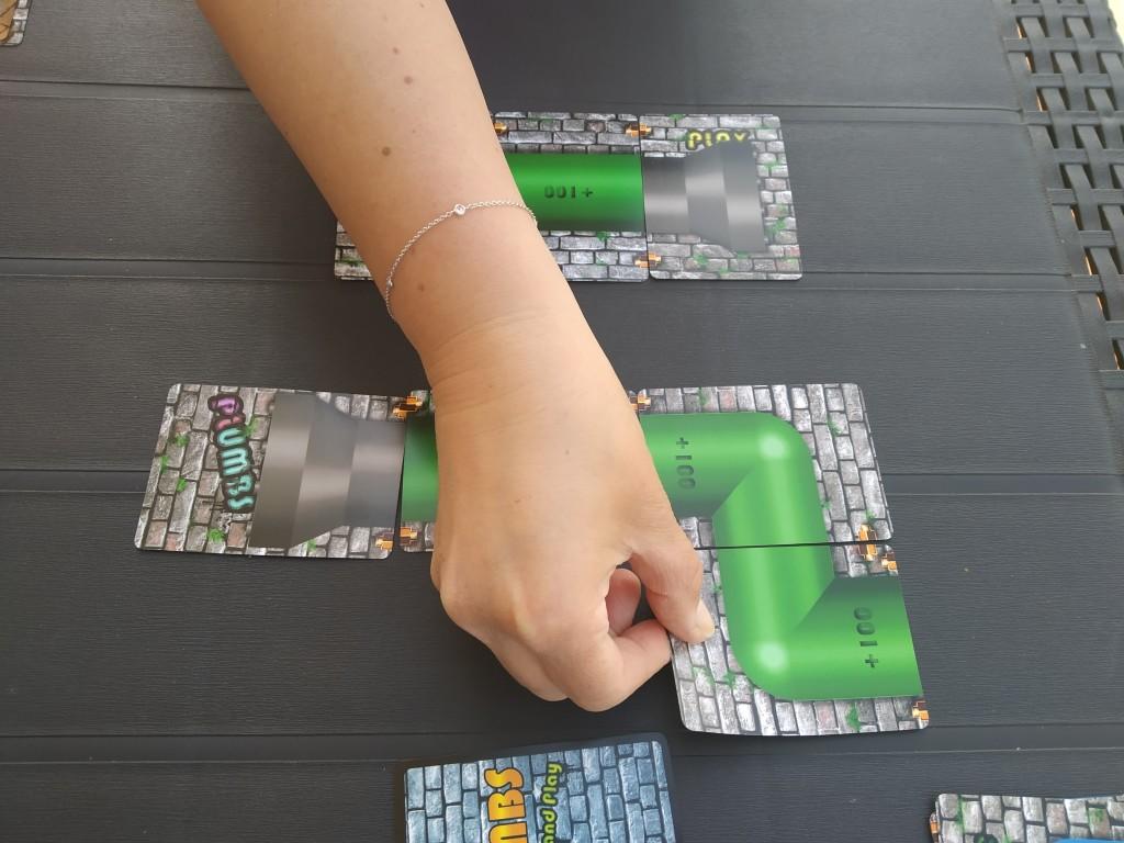 Le carte vanno aggiunte correttamente