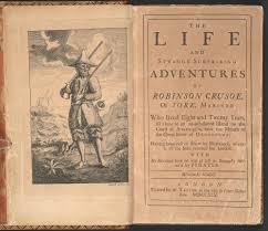 Robinson Crusoe: un libro molto apprezzato da Ignacy