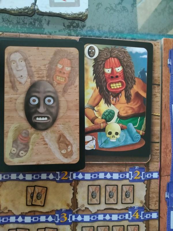 Le carte Maschera