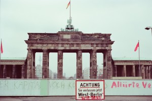 Una figura emblematica della Berlino divisa