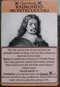 Raimondo...un personaggio molto caro ai wargamer