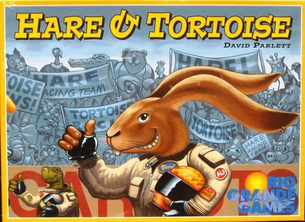 Hare & Tortoise: un titolo che ha fatto la storia dei giochi da tavolo