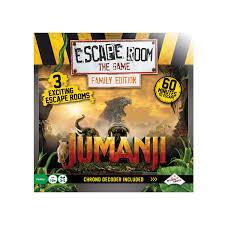 Esistono diverse versioni. Jumanji è un esempio.