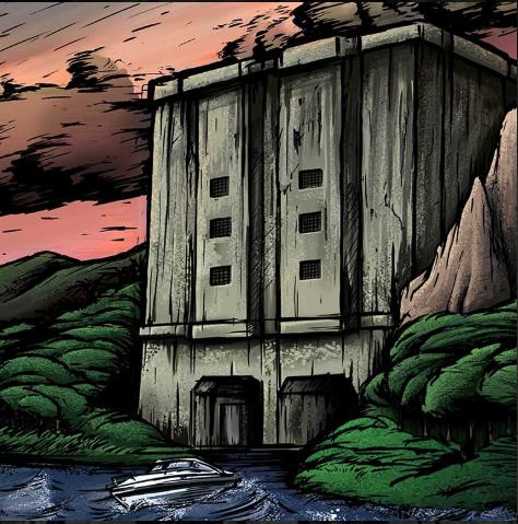 Prison Island è un avventura per Escape Room pensata proprio per 2 giocatori, non ancora pubblicata in Italia