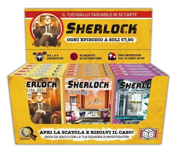 Il gioco si presenta per essere messo in un espositore ed essere fruibile come un pacchetto di chewing gum dal tabacchino (credit: msedizioni.it)