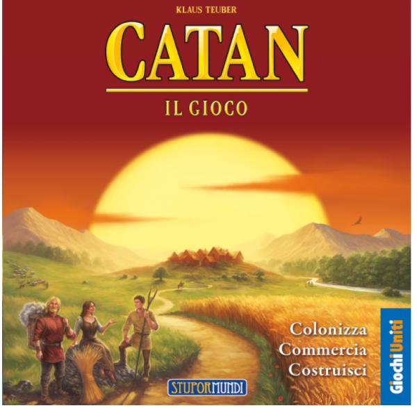 Coloni di Catan può piacere a chi gioca a Monopoly e, state tranquilli, è odiato anche lui