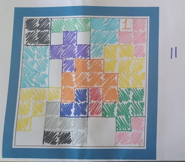Colorato fa il suo effetto (pennarelli non inclusi e su griglia più grande)