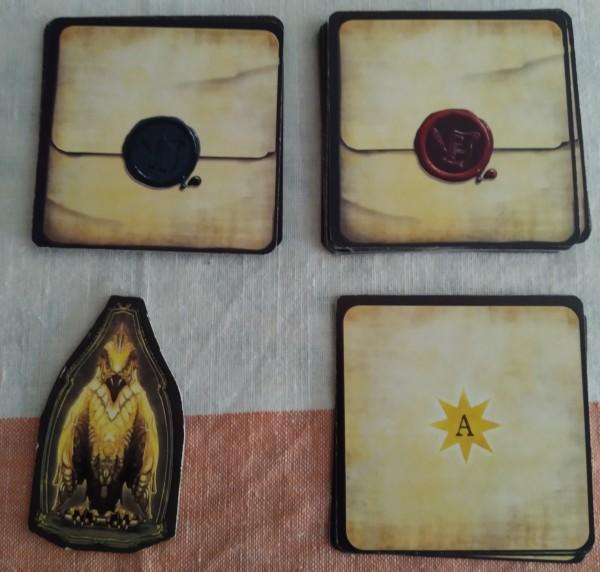 Obiettivi con le carte anche per il gioco avanzato