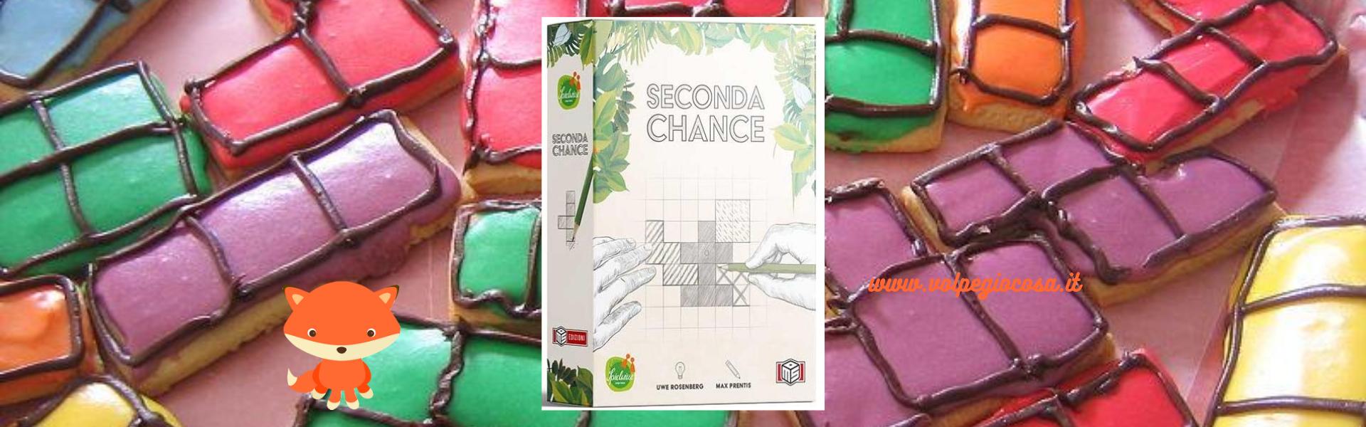Seconda Chance: il vostro Tetris da tavolo