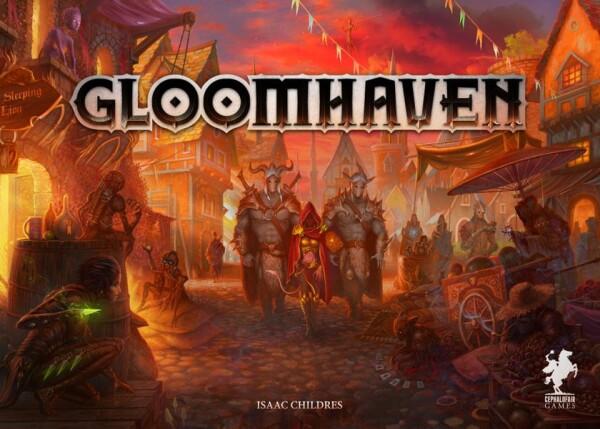 Gloomhaven ha riempito i cuori degli amanti dei dungeon crawler. Il gioco più amato su BGG