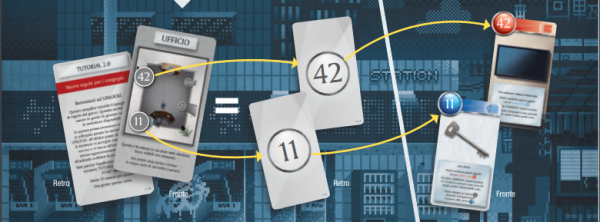 Il sistema degli abbinamenti è una delle chiavi principali del gioco