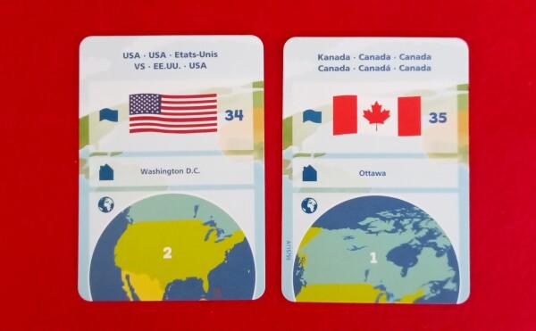 Un esempio ci carte Paese