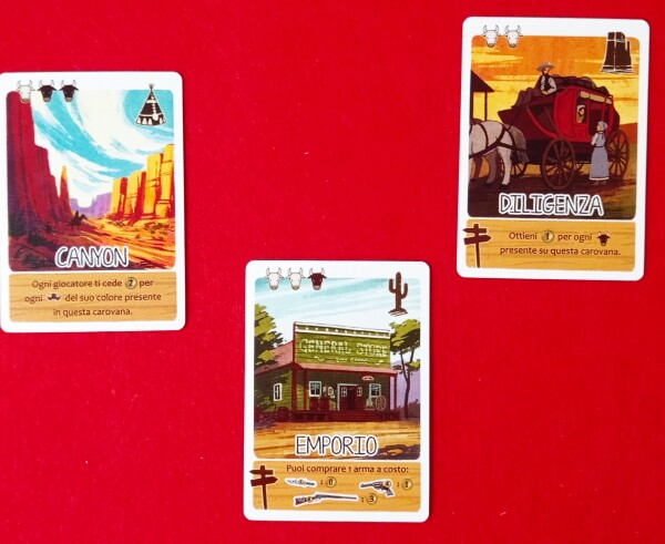 Alcune Carte Carovana