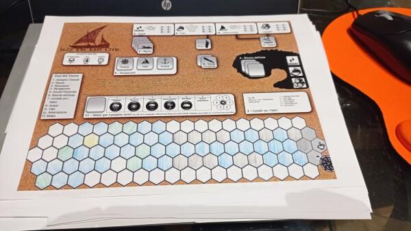 Qui si vinse la partita. Il foglio di lavoro a colori è graficamente più accattivante, ma forse confonde un po' l'occhio