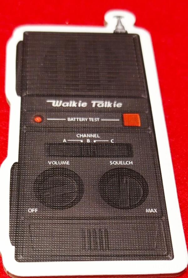 Chi non ha avuto un Walkie Talkie negli Anni 80-90 ?