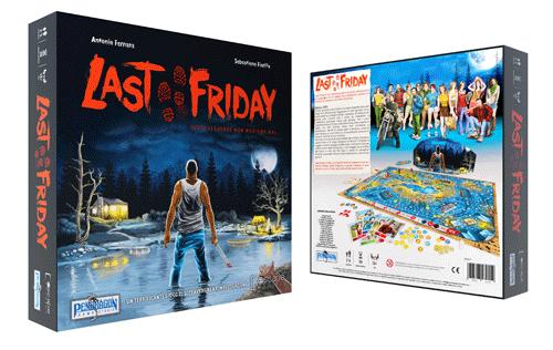 Last Friday: uno dei primi giochi che abbiamo visto a firma di Antonio Ferrara