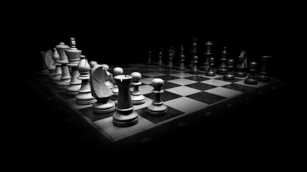 Gli scacchi: il più classico gioco usato come esempio