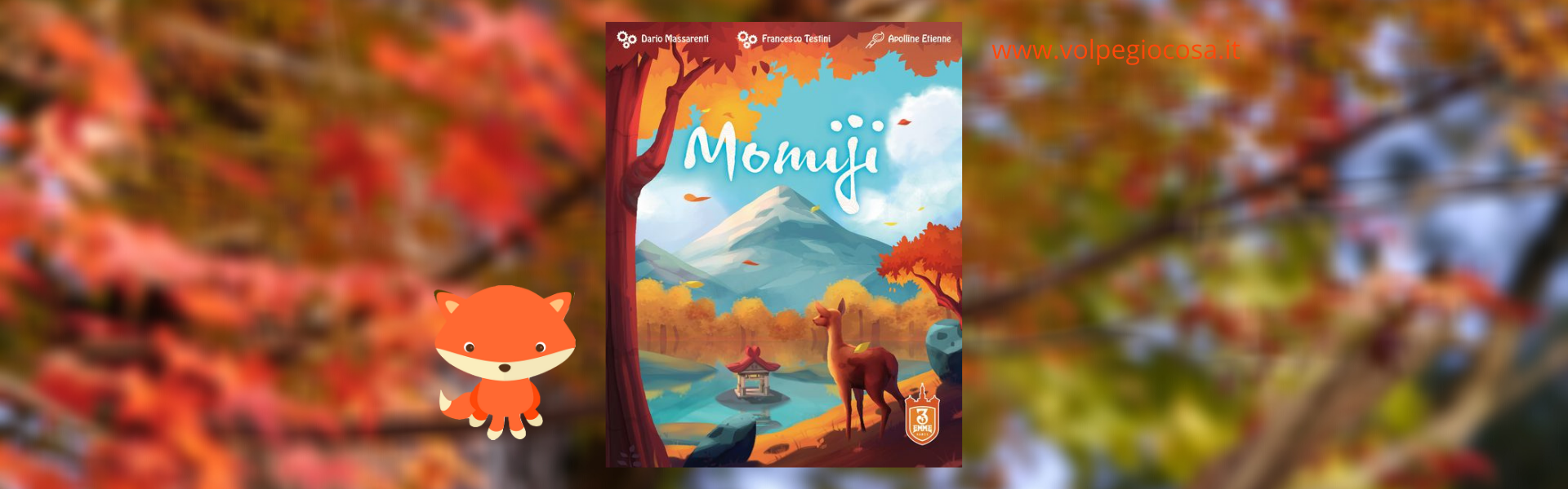 Momiji: un gioco di carte nell'autunno giapponese