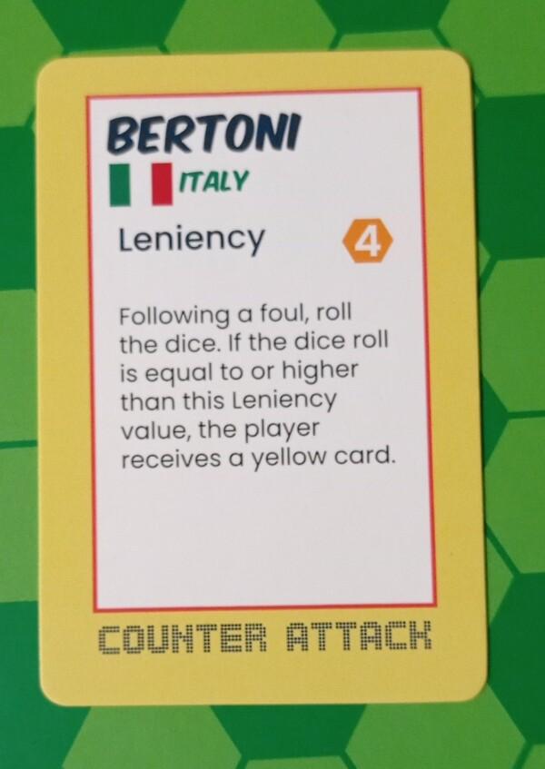 L'arbitro Bertoni saprà evitare che si scaldino gli animi?
