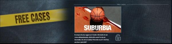 Detective offre anche casi gratuiti che trovate anche sul sito di Pendragon Game Studio (credit: l'interno di Antares)