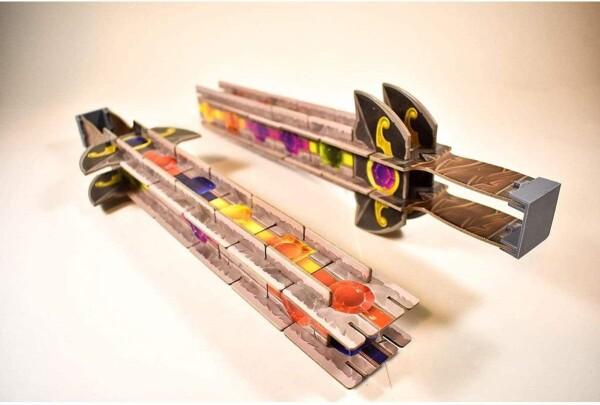 La spade 3D è sicuramente l'elemento che contraddisgue Swordcrafters