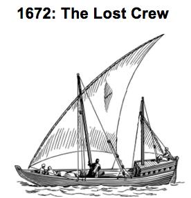 1672 è un gioco di Mike Heim che fa parte della serie XX72