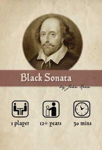 Black Sonata da print & play si è evoluto in un classico gioco. A breve riporteremo la nostra esprienza