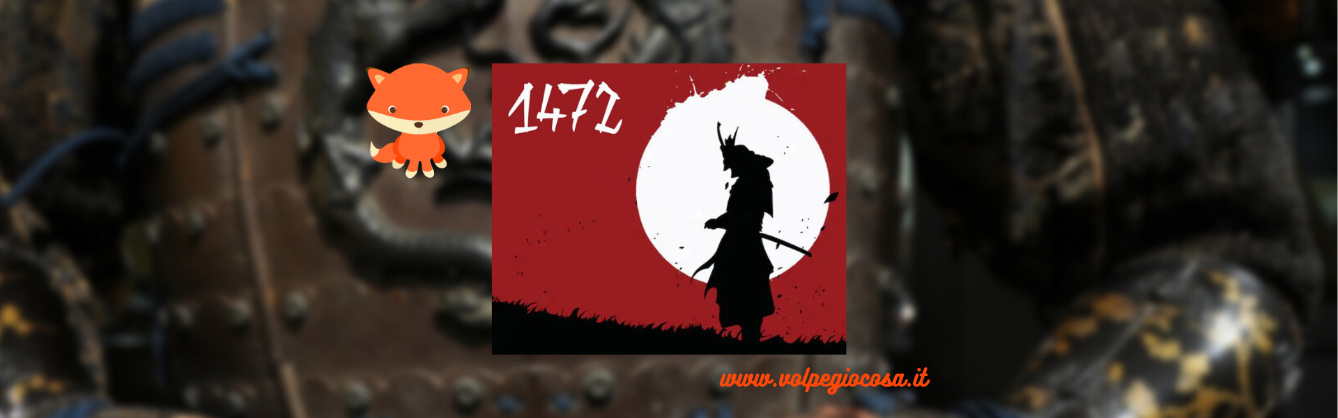 1472 – The Lost Samurai: in missione per conto dell'Imperatore