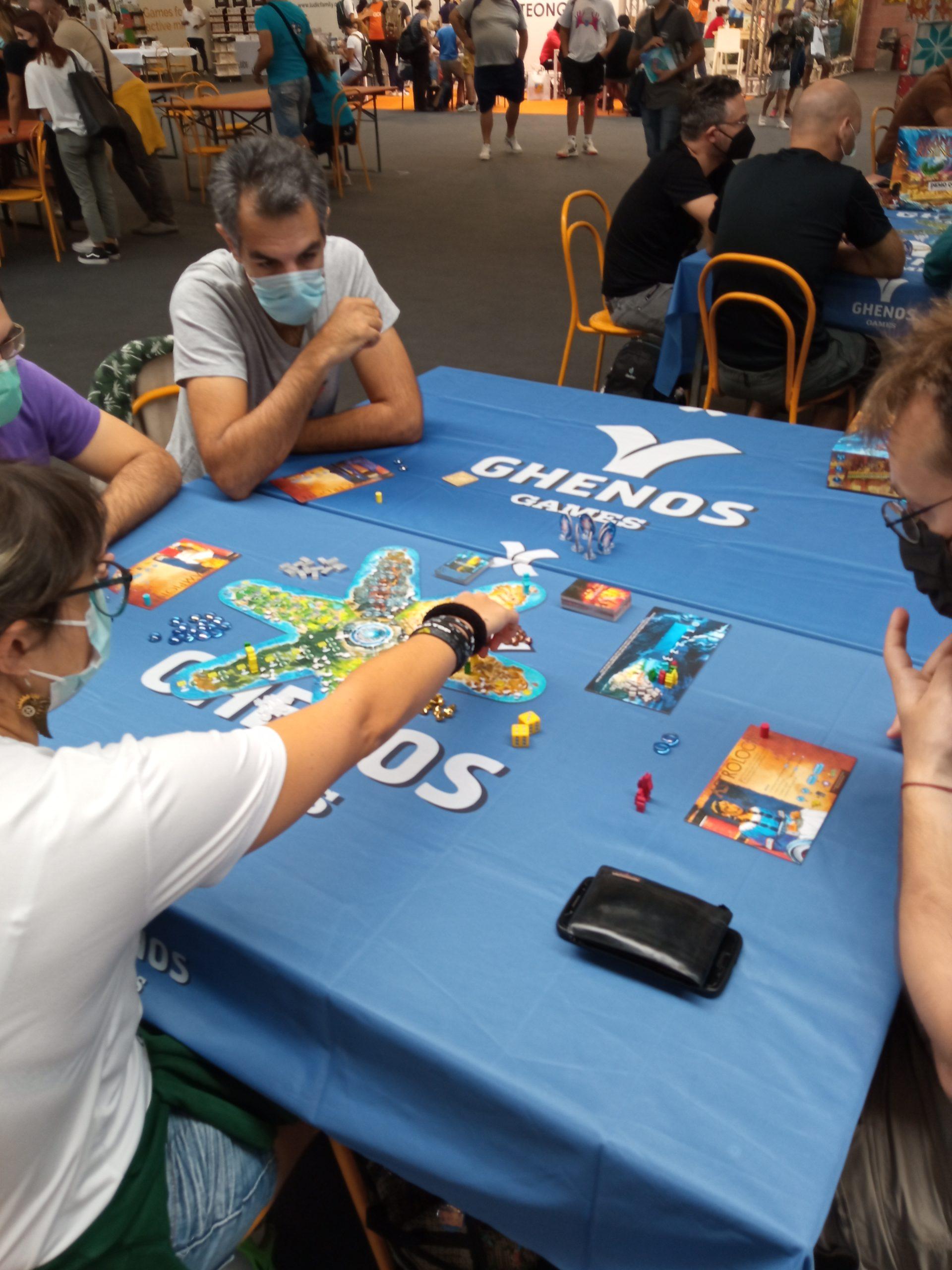 Ghenos: Atlantis Rising
