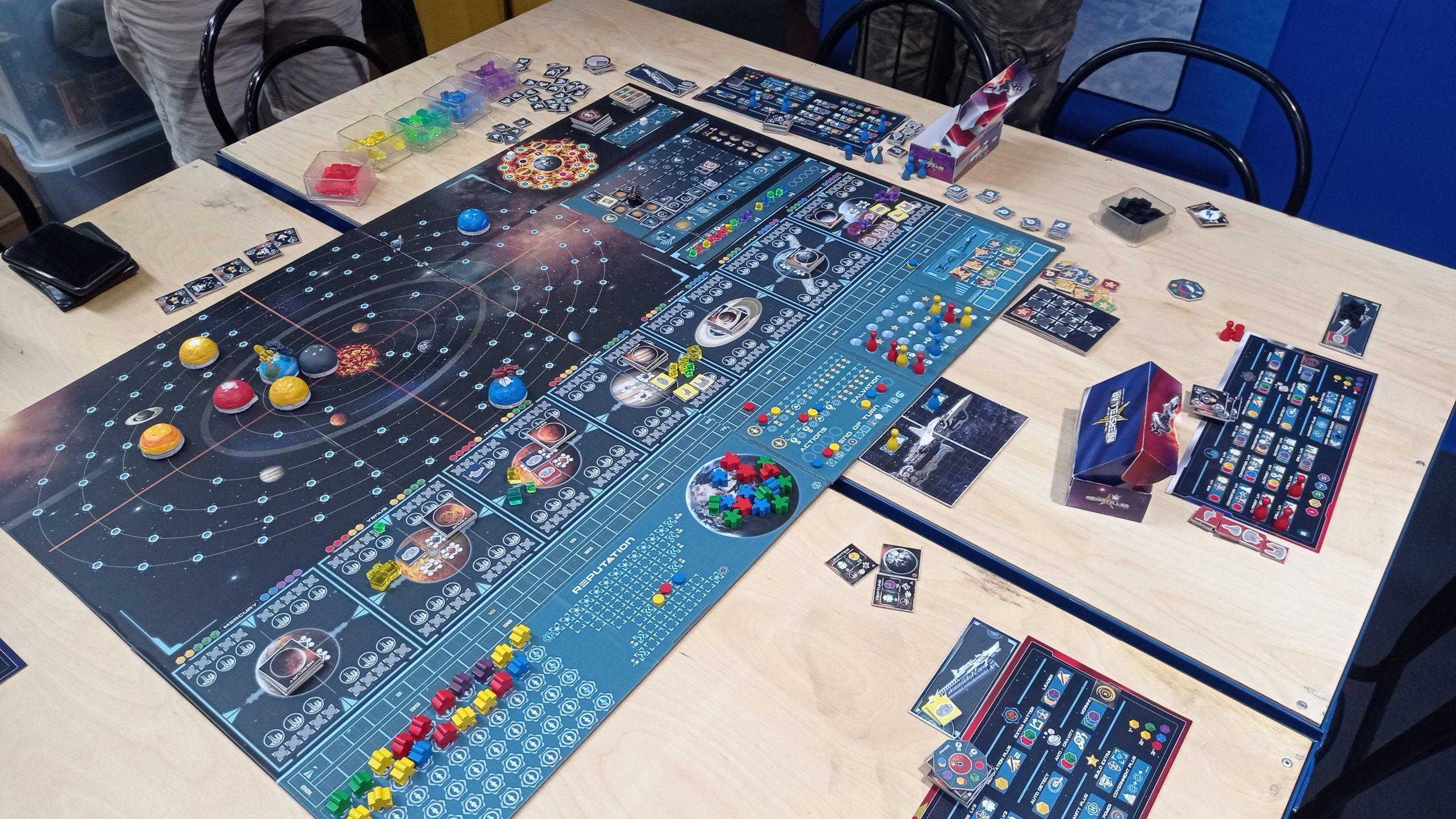 Starship Interstellar
