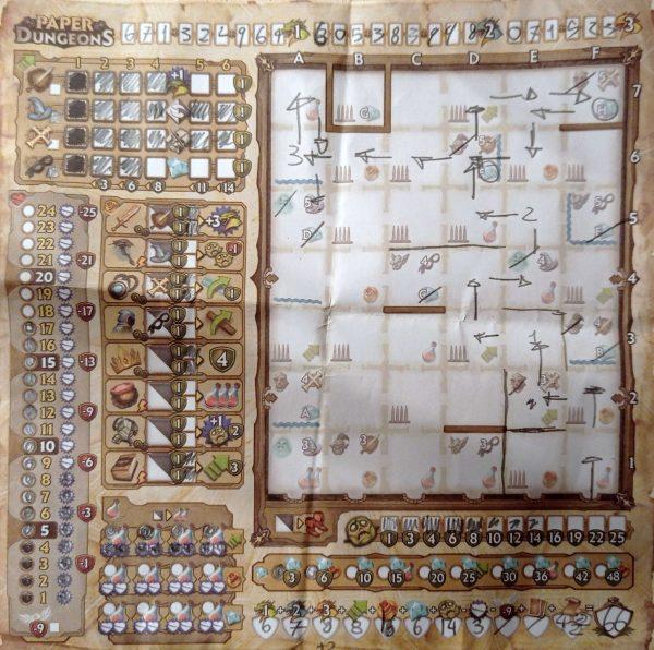 dV Giochi: Paper Dungeons